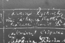 1692-08-19 Rychlicki Kazimierz + Grejczyk Katarzyna, akt ślubu