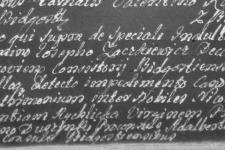 1756-11-18 Bełkowski Mikołaj + Rychlicka Konstancja, akt ślubu