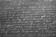 1758-02-02 Rychlicki Maciej, świadkiem, akt ślubu