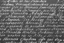 1772-02-26 Rychlicki Wojciech + Szyndler Julianna, akt ślubu
