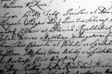 1697-02-19 Rychlicki Maciej, s. Kazimierza i Katarzyny, akt urodzenia
