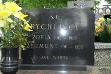 Zofia Rychlicka (1912 – 1965), Zygmunt Rychlicki (1911 – 1998)