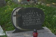 Stanisław Rychlicki (1904 – 1967), Aniela Rychlicka (1921 – 1999)