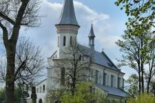 Kościół w Spie