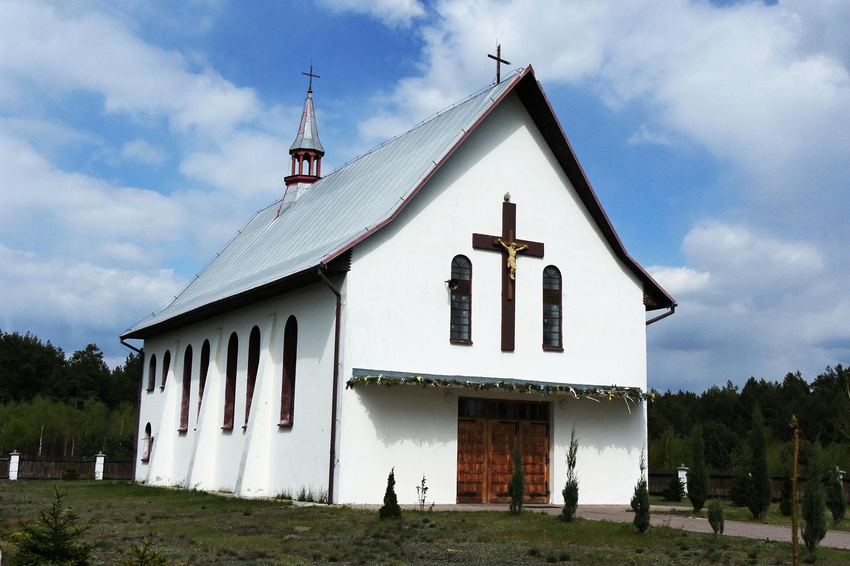 Wilcza Wola - kościół