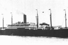 Bronisława Rychlicka, statek